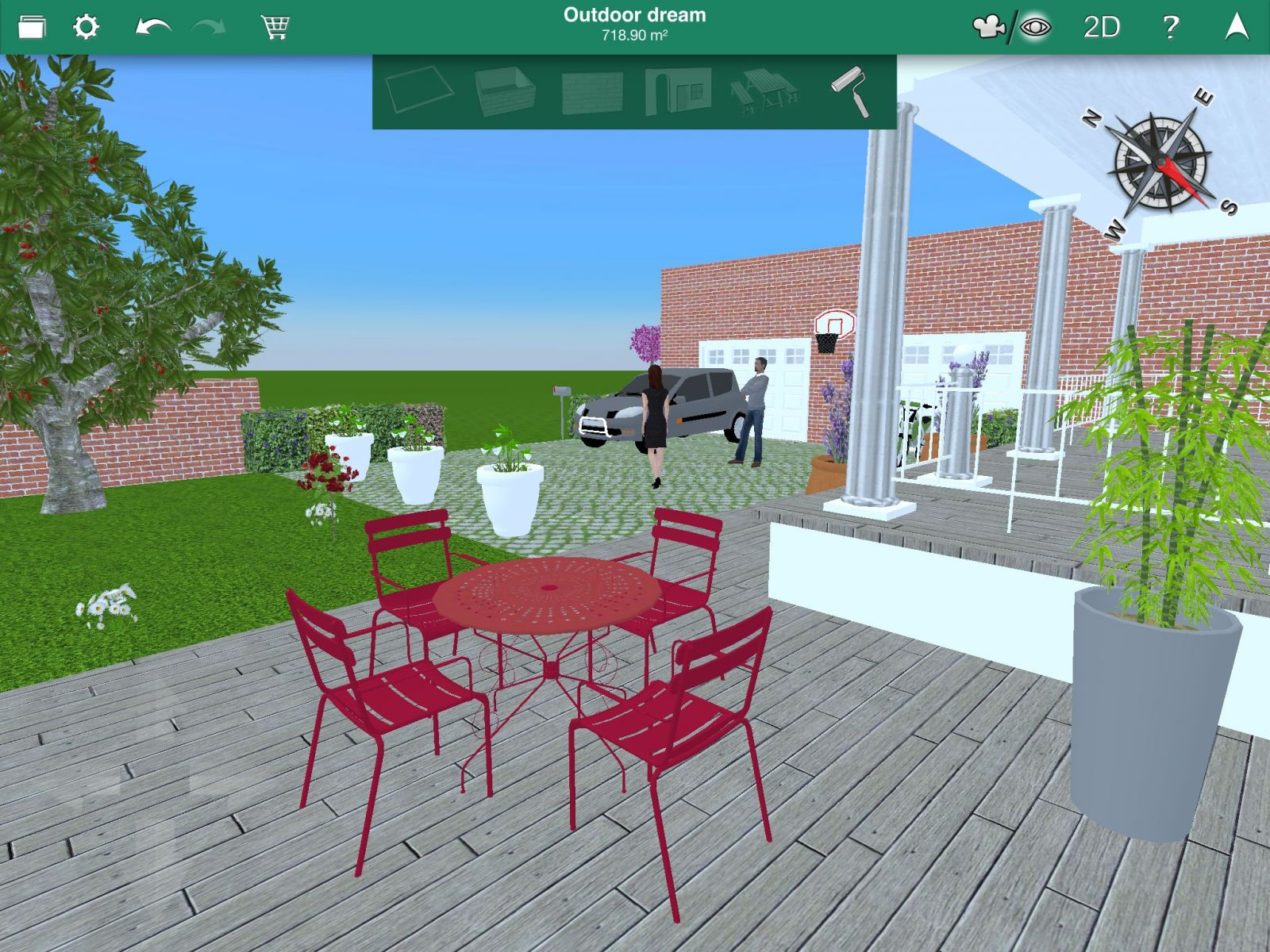 Home Design 3d Outdoor And Garden Home Design And Style